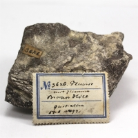 Fluorite With Mica