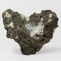 Celestine With Calcite & Zeolite Group