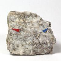 Gold With Bournonite & Pyrite