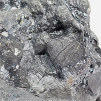 Digenite With Pyrite