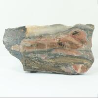 Rhodonite With Birnessite Rhodochrosite & Todorokite