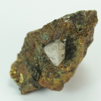 Arsenopyrite With Chalcopyrite