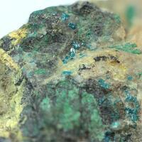 Boleite With Pyromorphite & Galena & Cerussite