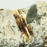 Astrophyllite With Aegirine