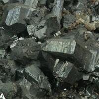 Chalcocite With Tennantite