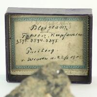 Galena With Chalcopyrite & Fahlerz