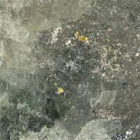 Gold & Calaverite & Krennerite & Coloradoite