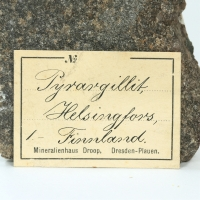 Muscovite & Chlorite Psm Cordierite