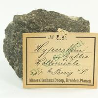 Hypersthene