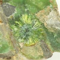 Wavellite With Variscite