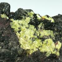Heinrichite With Hematite