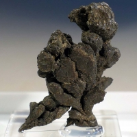 Acanthite With Silver