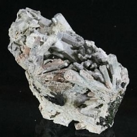 Nepheline With Schorlomite