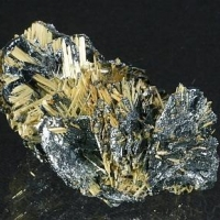 Rutile On Hematite