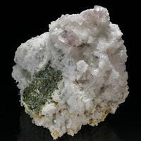 Quartz Fluorite & Pyrite