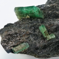 Emerald & Heliodor
