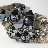 Magnetite & Microcline