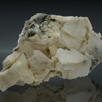 Calcite & Adularia