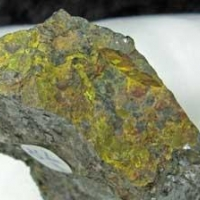 Davidite-(La) With Carnotite