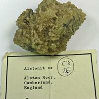 Alstonite