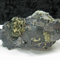 Galena With Sphalerite & Tetrahedrite
