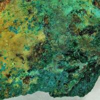 Spangolite With Brochantite