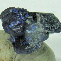 Azurite Psm Calcite