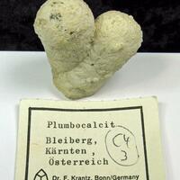 Calcite Var Plumboan Calcite