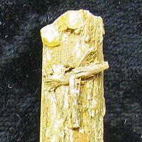 Stibiconite & Native Sulphur