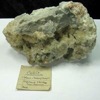 Calcite & Dolomite & Mercurian Tetrahedrite