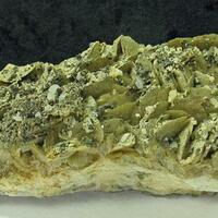Chalcopyrite & Calcite & Siderite