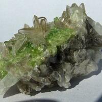 Diopside & Vesuvianite