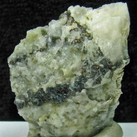 Dyscrasite In Baryte