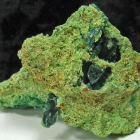 Malachite Psm Azurite & Bayldonite