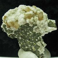 Phillipsite & Calcite