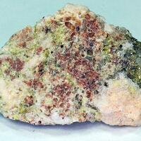 Selenian Sulphur & Kermesite