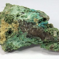 Varlamoffite & Turquoise Var Rashleighite
