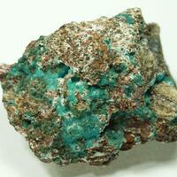Alumino Adamite & Gibbsite