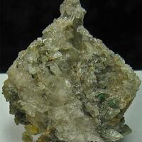 Chalcosiderite Var Alumo-chalcosiderite