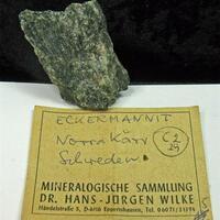 Eckermannite