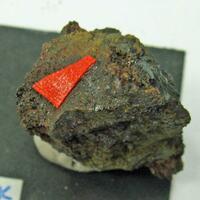 Frondelite & Cacoxenite