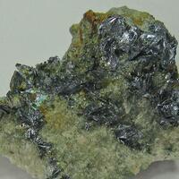 Molybdenite Var Rhenian Molybdenite