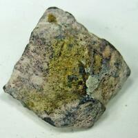 Native Bismuth & Erythrite & Safflorite