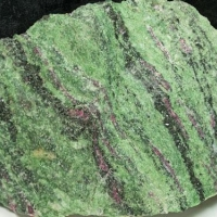 Pargasite & Zoisite & Ruby