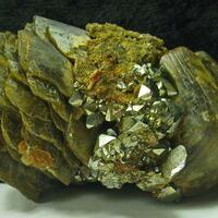 Siderite & Pyrite