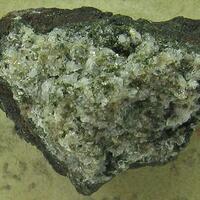 Titanite & Tridymite & Sanidine