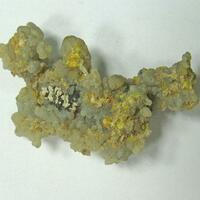Weeksite On Chalcedony