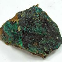 Annabergite & Brochantite