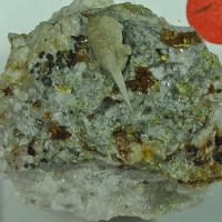 Calcite & Baryte