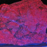 Manganoan Calcite & Svabite
